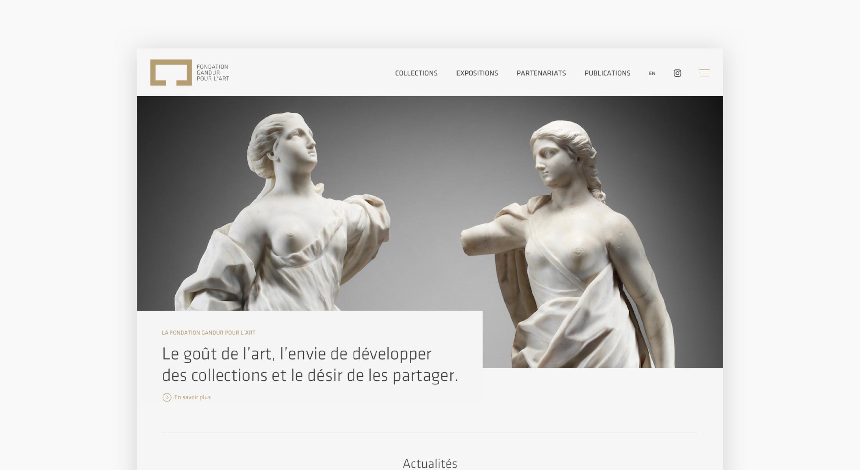 Fondation Gandur pour l'Art